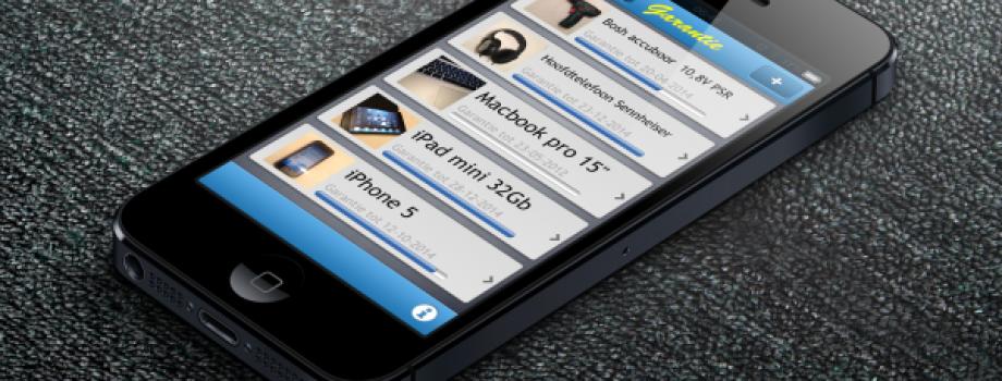 screenshot garantie